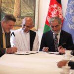 Power struggle continues inside Afghan Govt