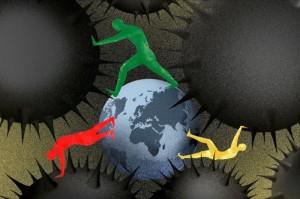 The Corona virus pandemic will 1