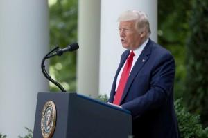 Trump is offering to mediate in