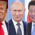 Trump vs. Putin and Xi1