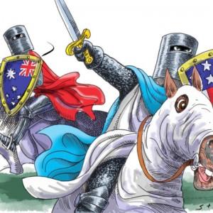 Why Australia must steer clear of America's 1