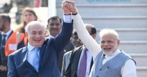 Op-ed - the India-Israel nexus